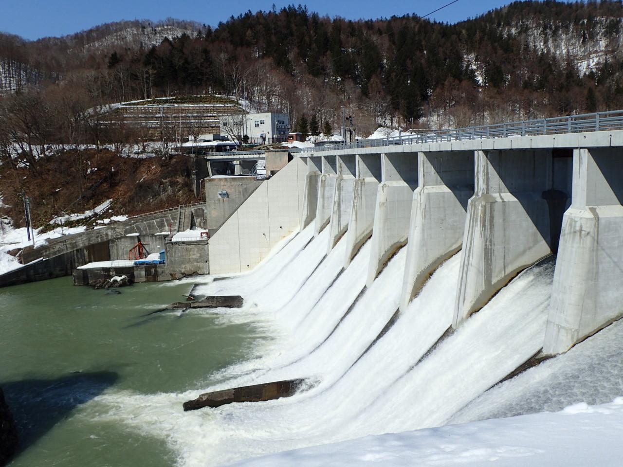 清水沢ダム・1
