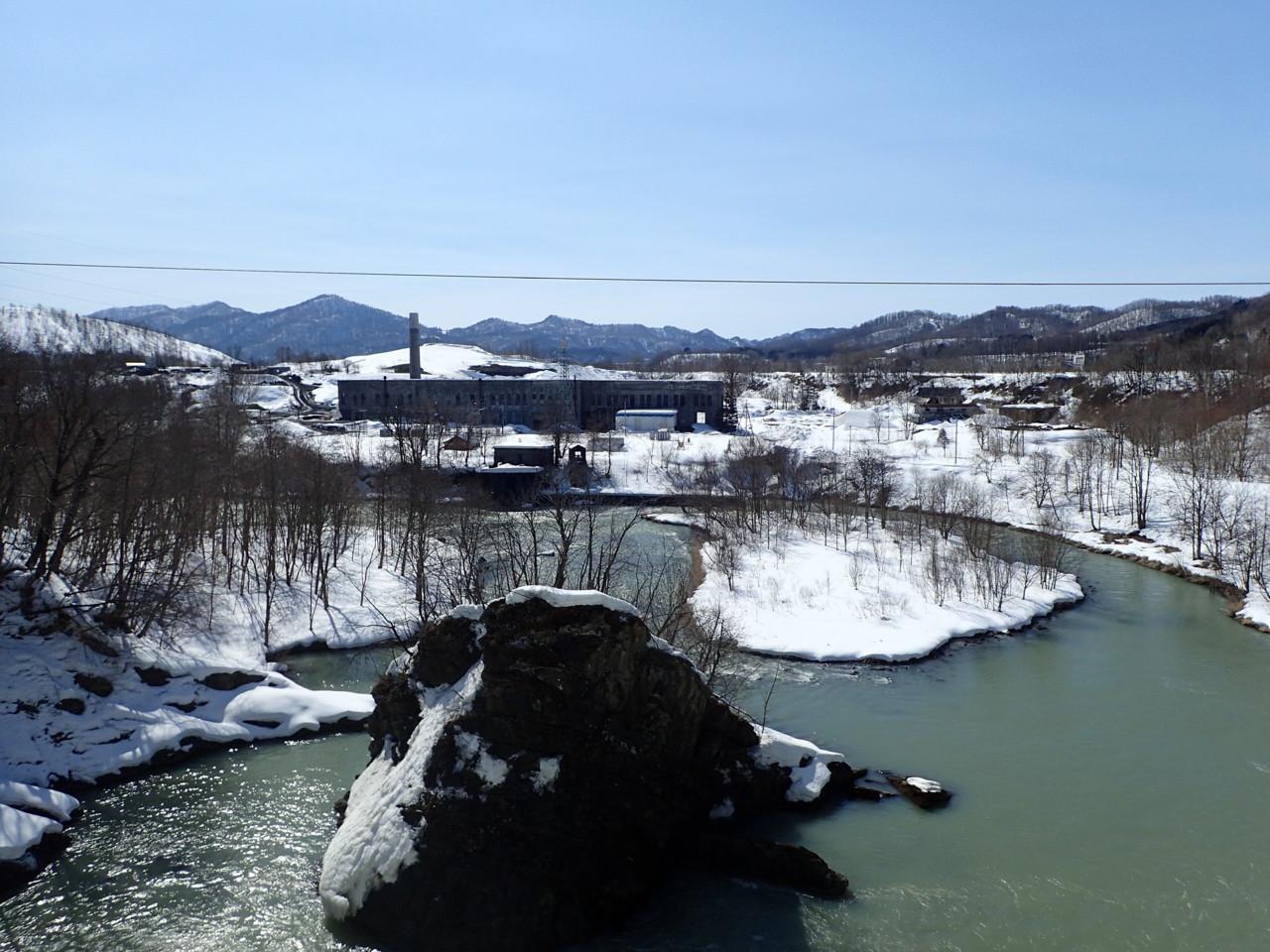 清水沢ダム・3