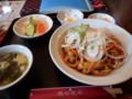 [札幌][中華]運城飯店 焼き刀削麺