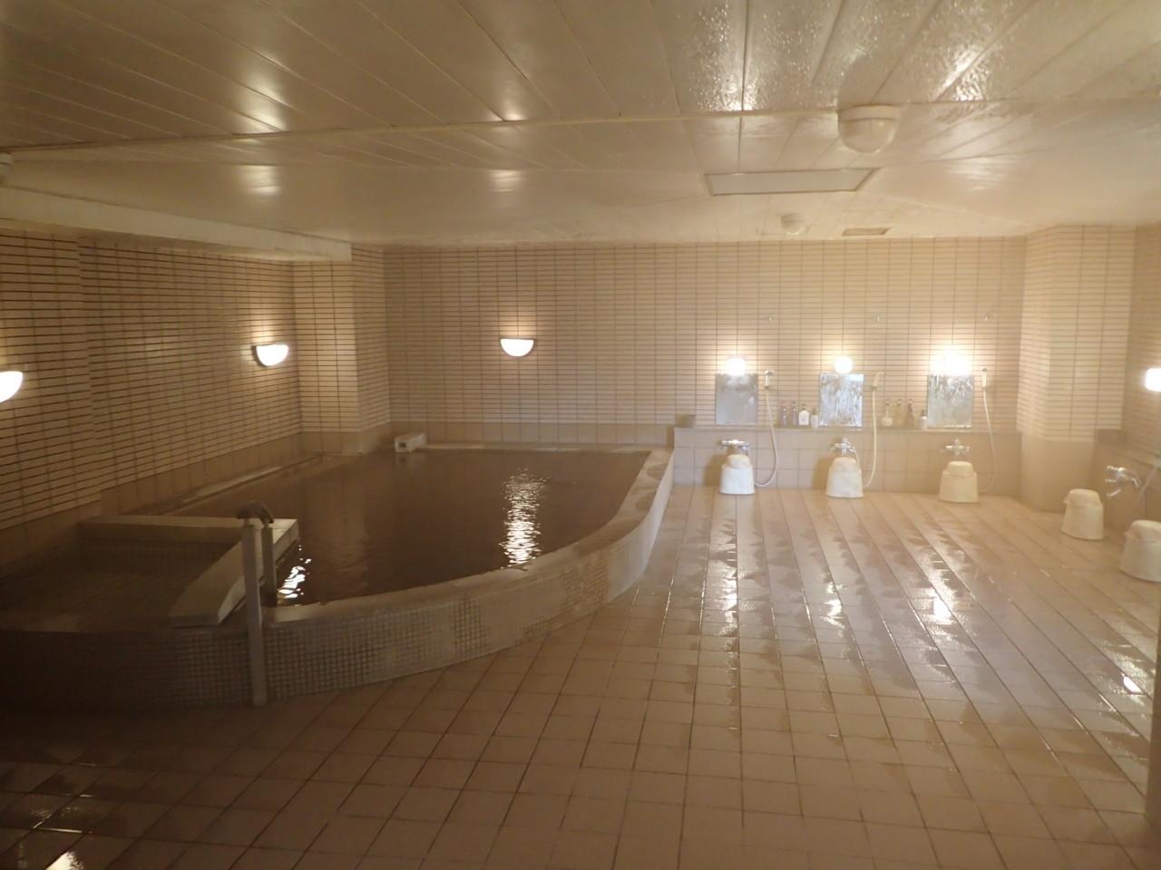 モール温泉大浴場