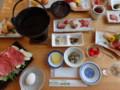 [上富良野][温泉][宿飯]夕食