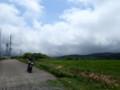 [瀬棚]迫り来る雲