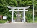 [瀬棚][太田山神社]鳥居