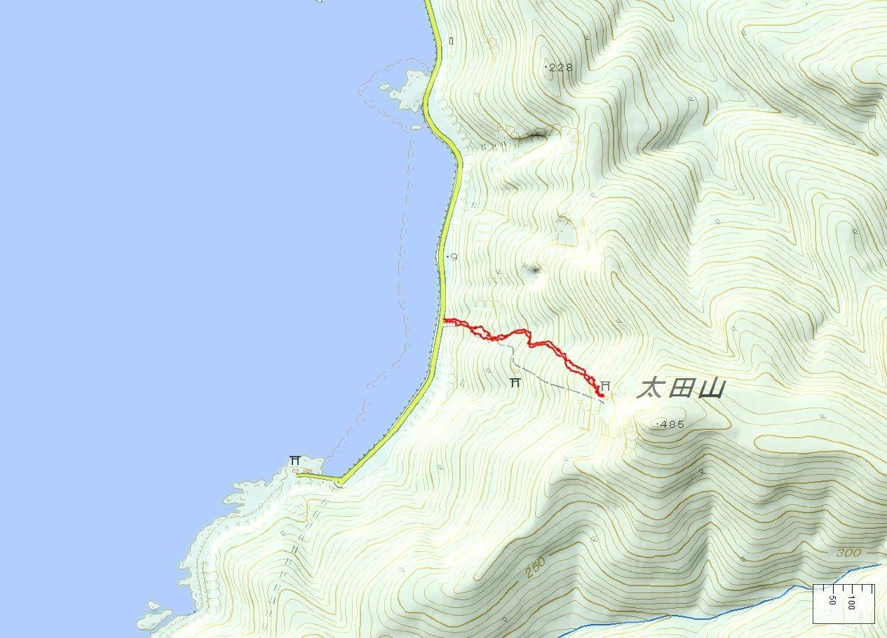 GPSトラック