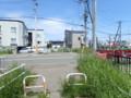 [札幌]いったん厚別通に出る