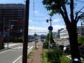[札幌]札幌龍谷の裏に出る