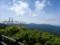 山頂駅からの景色・1