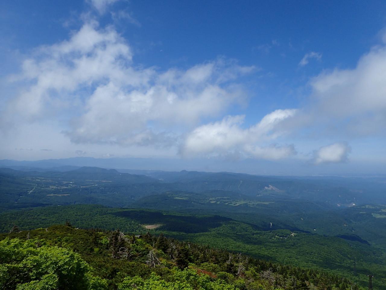 山頂駅からの景色・2