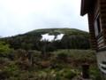 [青森][八甲田山]雪渓が残る