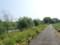 篠路川沿いを走る