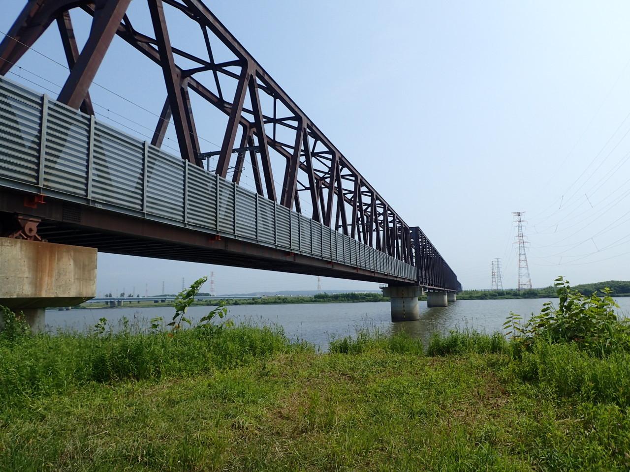石狩川橋梁