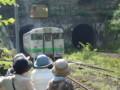 [豊浦]長万部方面へ向かう列車
