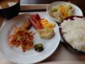 [愛知]朝食ビュッフェ