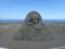 メイン砂像
