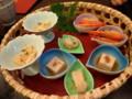 [温泉][宿飯]前菜