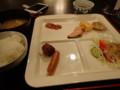 [北見][宿飯]朝食ビュッフェ
