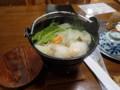 [上川][温泉][宿飯]海鮮餃子鍋