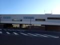 [利尻富士町]朝のフェリーターミナル