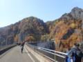 [札幌]豊平峡ダム
