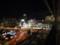 天王寺方面の夜景