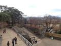 [滋賀]天秤櫓からの眺め
