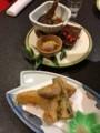 [静岡][宿飯]夕食・後出し