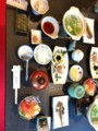 [静岡][宿飯]夕食膳
