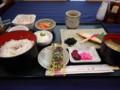 [大阪][宿飯]和朝食