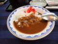 [大阪][宿飯]朝カレー