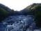 川に転がる花崗岩