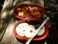 [鹿児島][屋久島][縄文杉]登山弁当・昼食