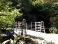 [鹿児島][屋久島][白谷雲水峡]飛流橋