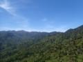 [鹿児島][屋久島][白谷雲水峡]太鼓岩からの景色