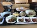 [釧路][宿飯]朝食膳