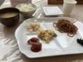 [旭川][宿飯]朝食ビュッフェ