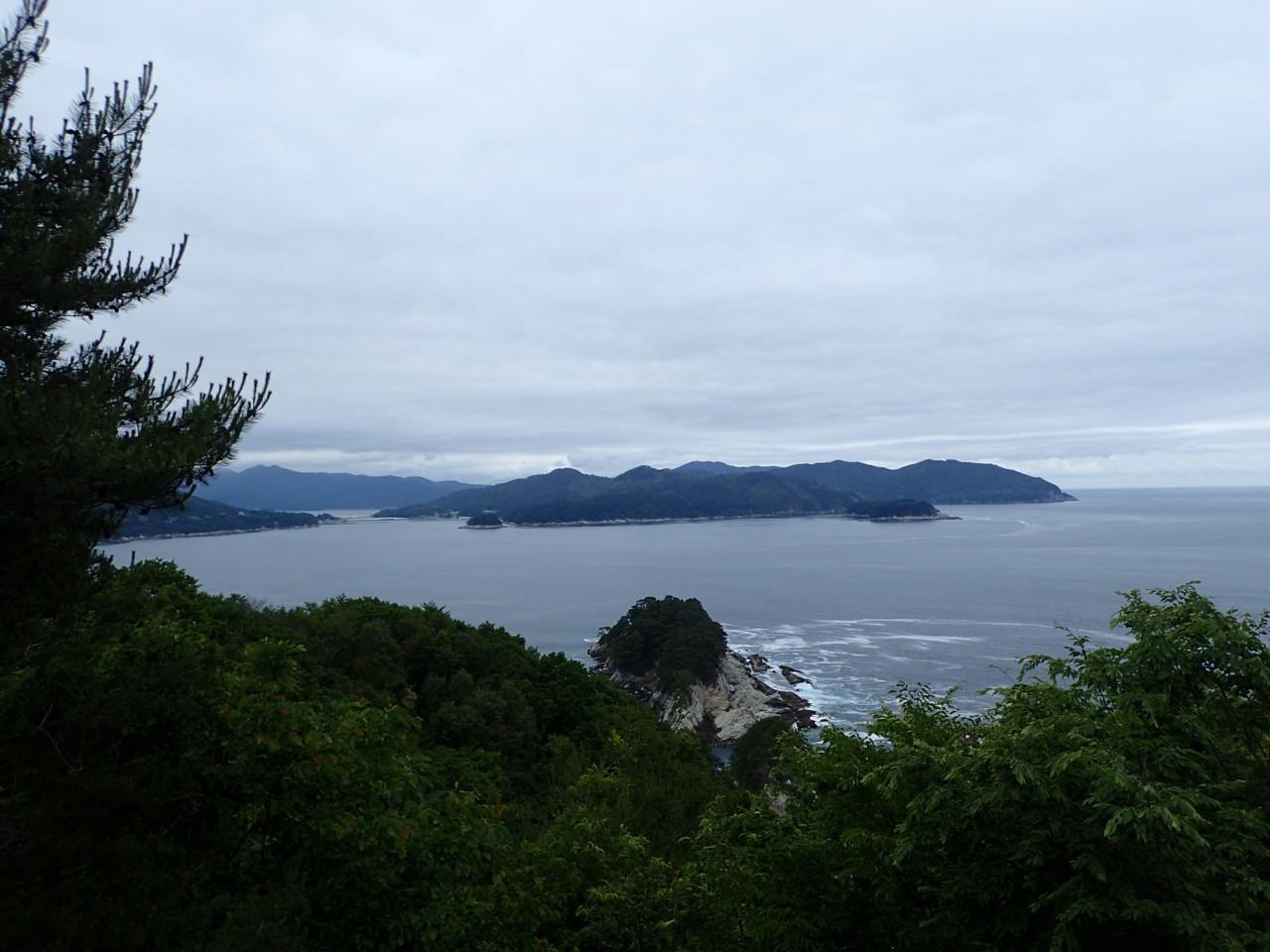 崎山展望台