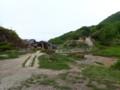 [福島][磐梯山]温泉跡