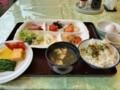 [岩手][宿飯]朝食ビュッフェ