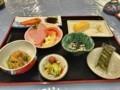 [福島][温泉][宿飯]朝食膳