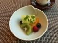 [福島][温泉][宿飯]水菓子