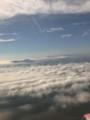 [苫小牧]雲海に沈む支笏湖