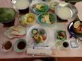 [栃木][温泉][宿飯]1日め夕食