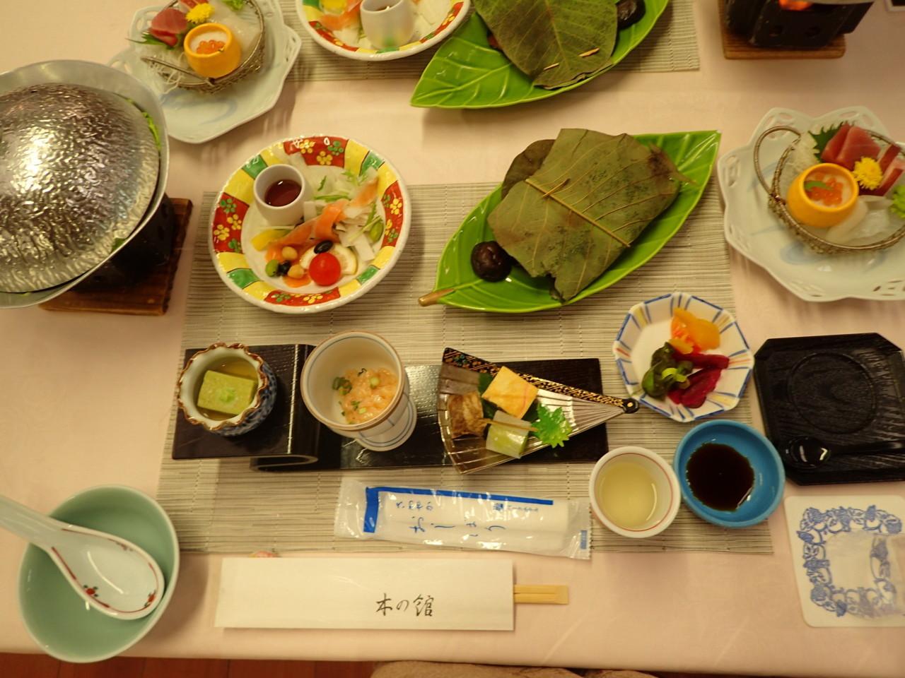 2日め夕食
