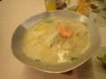 [栃木][温泉][宿飯]2日め夕食・豆乳鍋