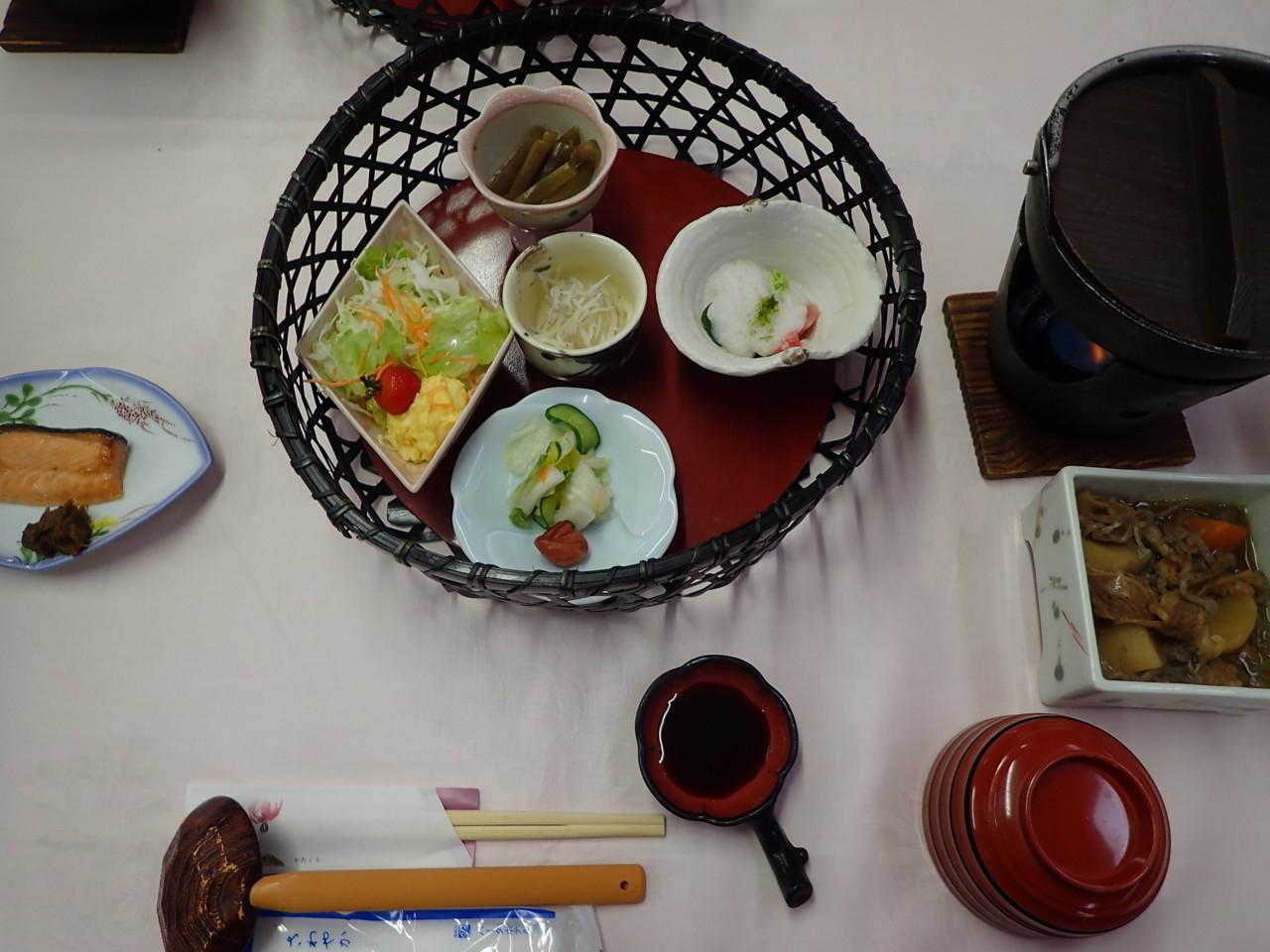 2日め朝食
