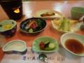 [群馬][温泉][宿飯]2日め夕食