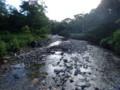 [群馬][福島][尾瀬ヶ原]川を渡ると