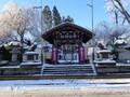 [岩手][盛岡城]桜山神社