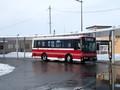 [秋田]バスで十文字へ