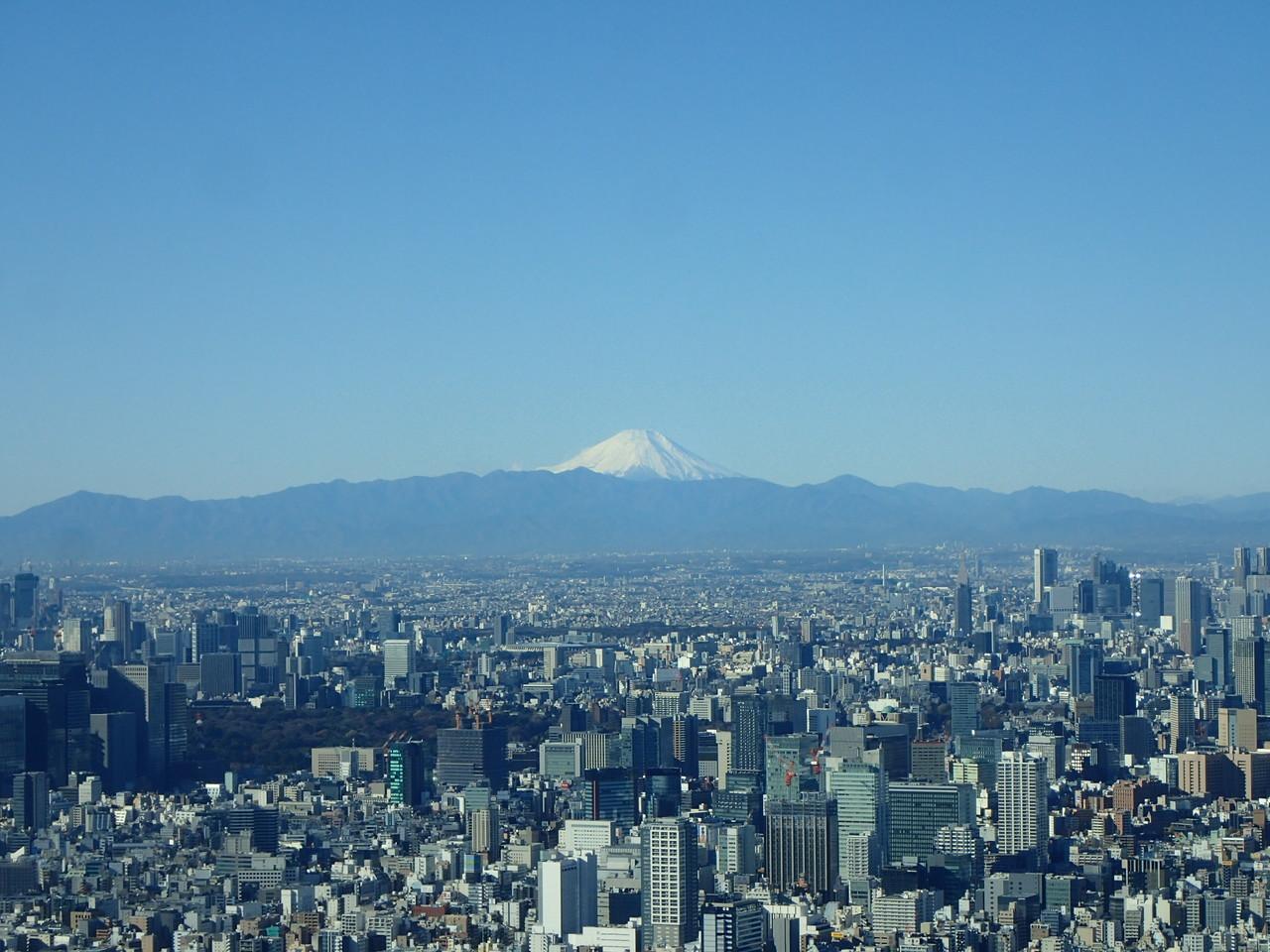 富士山@スカイツリー